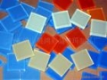 冷喷水晶玻璃马赛克的生产工艺