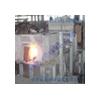 设计建造日产300公斤乳白料玻璃电炉
