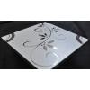 超强附着力UV玻璃油墨钢化玻璃UV油墨厂家直供UV丝印油墨