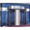 牡丹园安装电动玻璃门