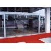 交通大学安装电动玻璃门