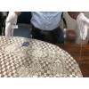 单面防眩AG玻璃粗糙度0.1透光率88光泽度95-97