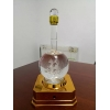 河北玻璃异形酒瓶订制异形玻璃工艺白酒瓶厂家