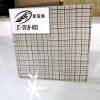 广州夹丝玻璃厂 工艺夹绢丝玻璃 艺术夹丝夹布玻璃